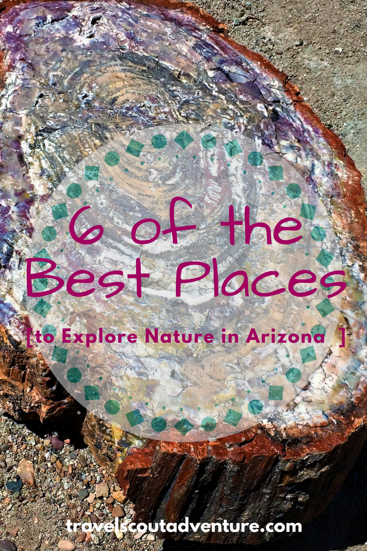 The best part about central Arizona is you only need one or two hours to get anywhere if you live in the Phoenix/Scottsdale. Below I have compiled my favorite escapes that you can make a day or a weekend out of.