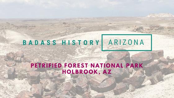 Badass History Arizona