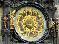 Town Center Astronomy Clock