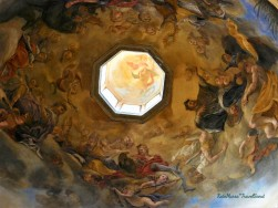 Ceiling in St George's Basilica