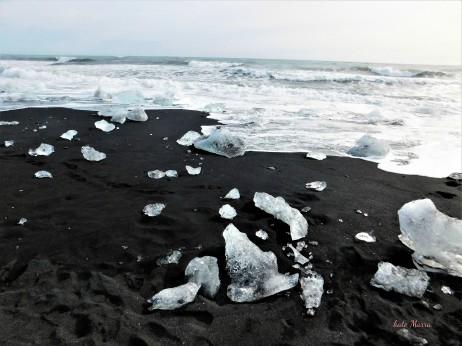 ocean meets ice