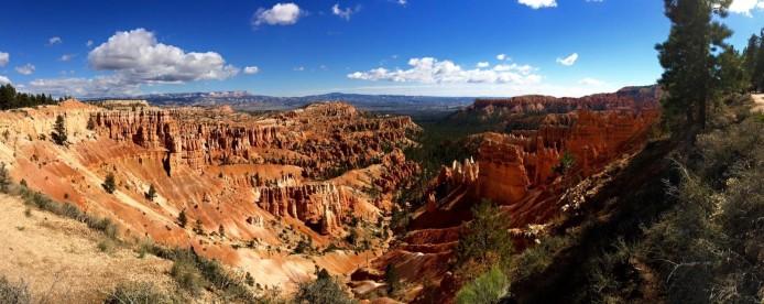 pano bryce canyon