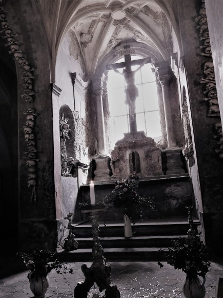 Sedlec Ossuary Church Travel Scout