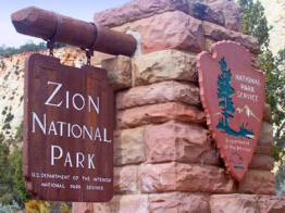 zion sign