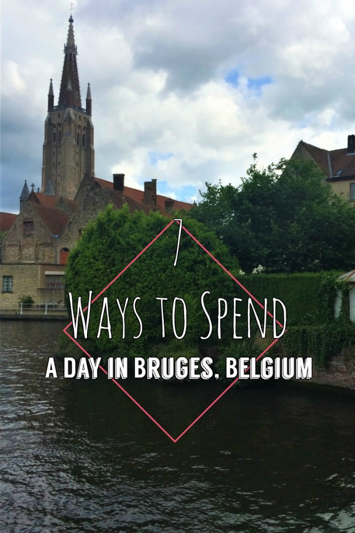 Bruges, Belgium Travel Scout Kate Swavely