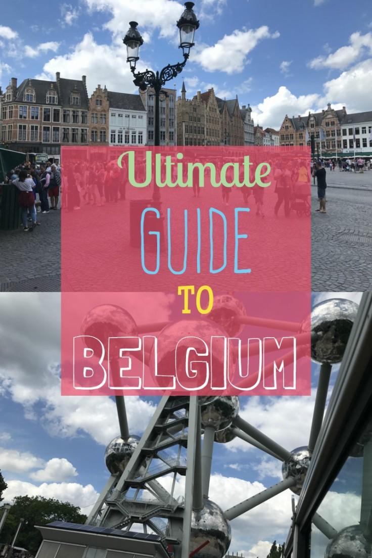 Ultimate Belgium