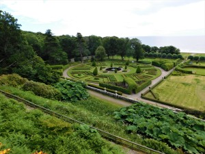 Gardens at Dunrobin Castle!