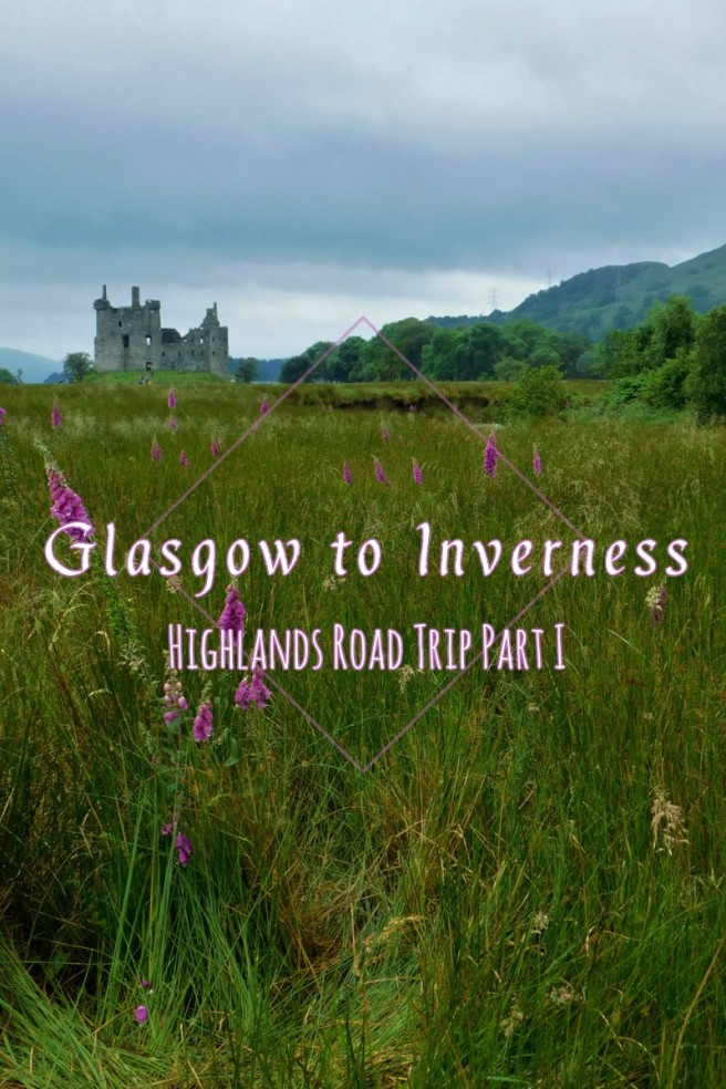 Glasgow-Inverness Long Pin