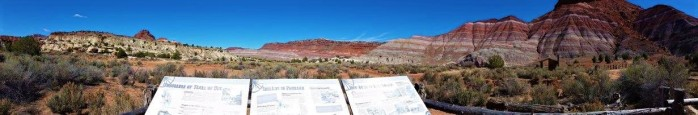 Paria Canyon Travel Scout