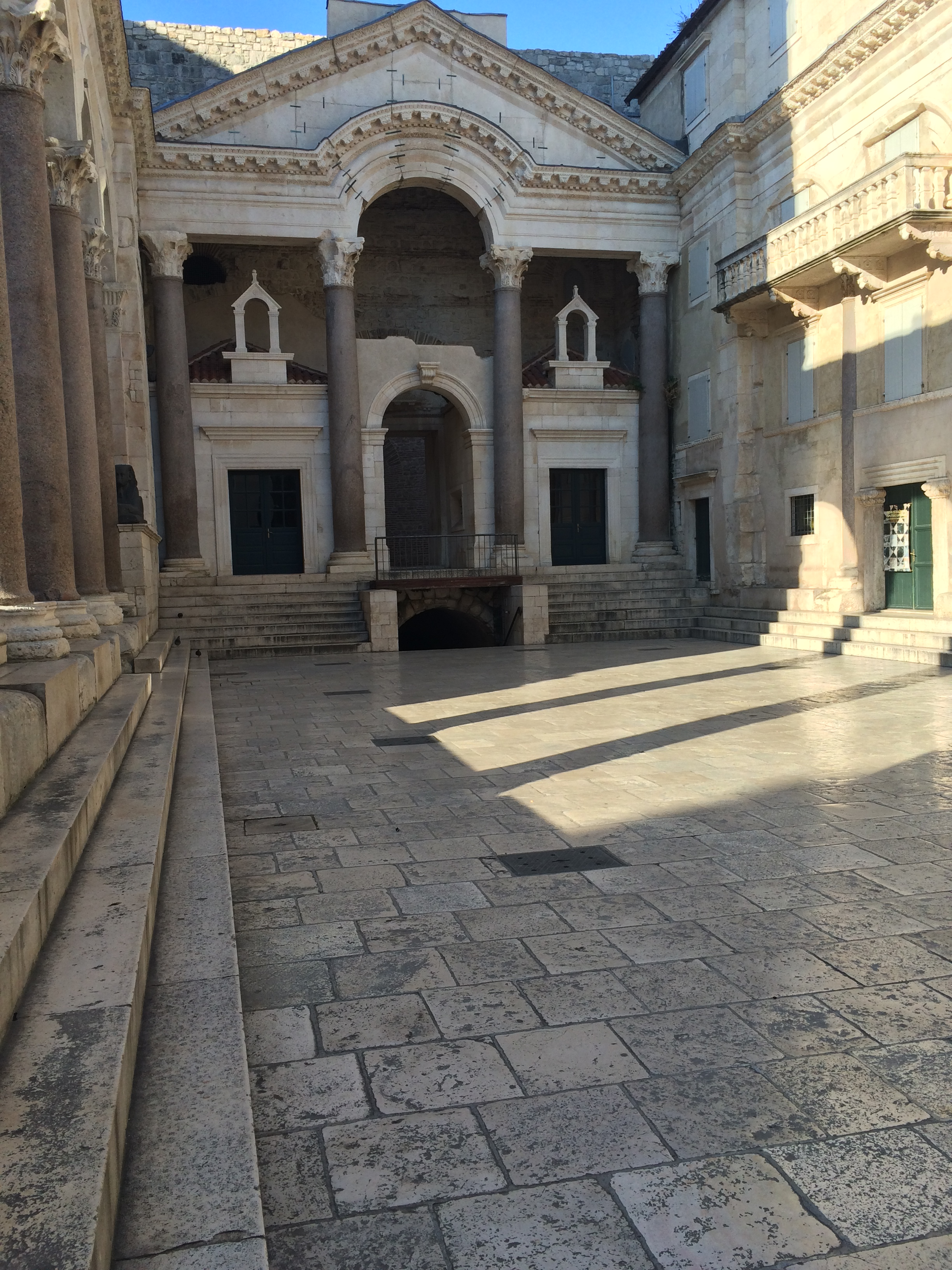 Diocletians Palace Travel Scout Kate Marra